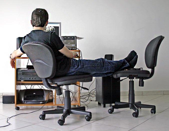 Flimsy Office Chairs