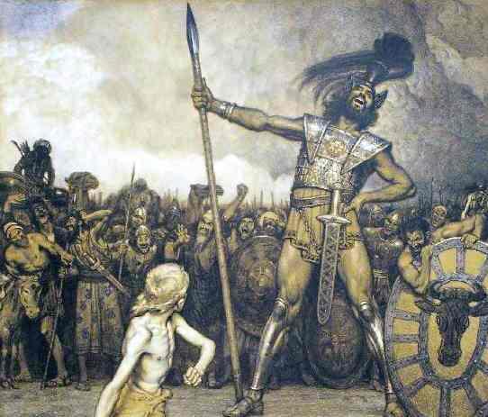 David and Goliath - SEO Consultant vs Agency