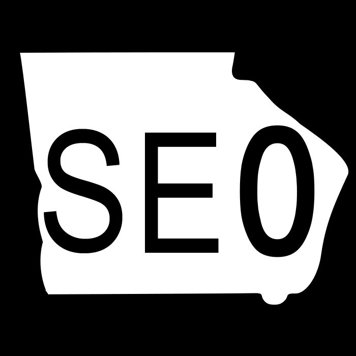 Georgia 400 State Road Sign for SEO