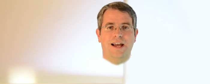 An out of body experience from Matt Cutts