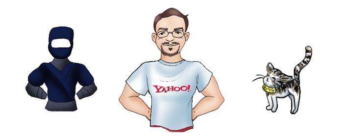 Matt Cutts Cartoon Doll Maker
