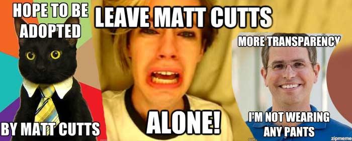 Matt Cutts Memes
