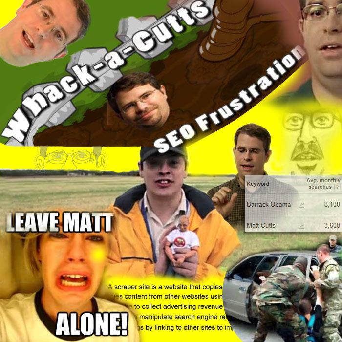 Matt Cutts Link Bait