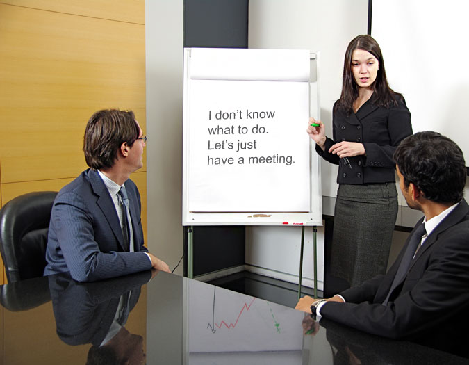 Let's just have a Meeting
