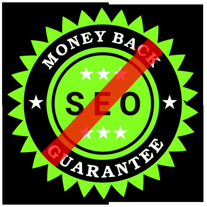 The Bogus SEO Guarantee seal that should not exist