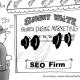 SEO Firm Hat Rack