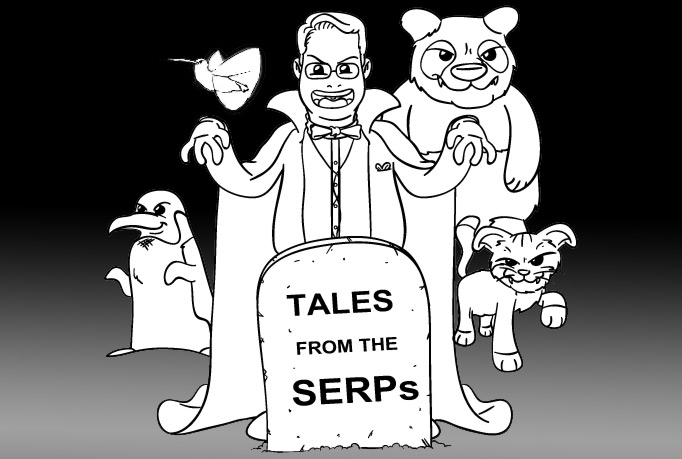 Scary SEO: Tales From The SERPs